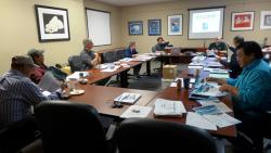 WRRB Board meeting